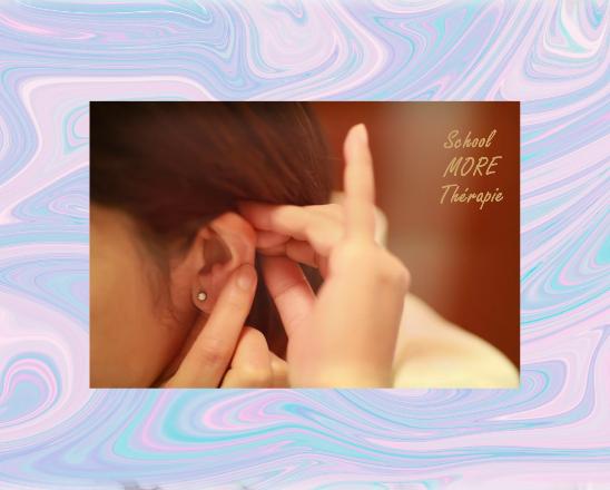耳介療法とダイエット栄養学耳つぼジュエリスト